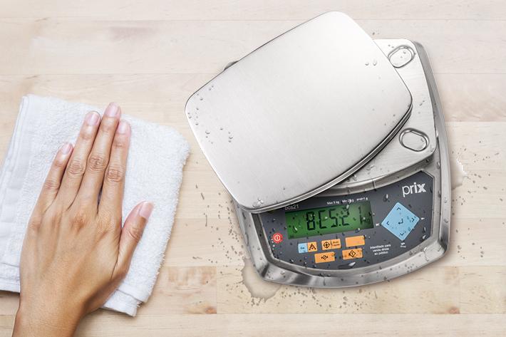 Você sabe como é simples limpar a sua balança e o seu fatiador de frios?