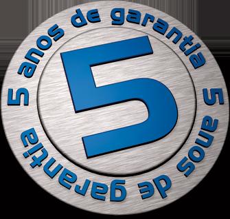 Garantia Toledo Brasil - 5 anos
