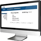 TI310 Configuração via página WEB